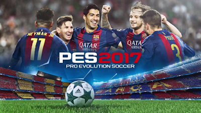 Download PES 2017 APK DATA for Android Terbaru