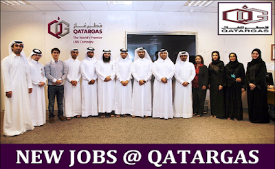 Latest Job Vacancies at Qatar Gas