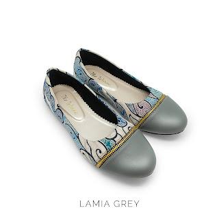 LAMIA GREY THE WARNA
