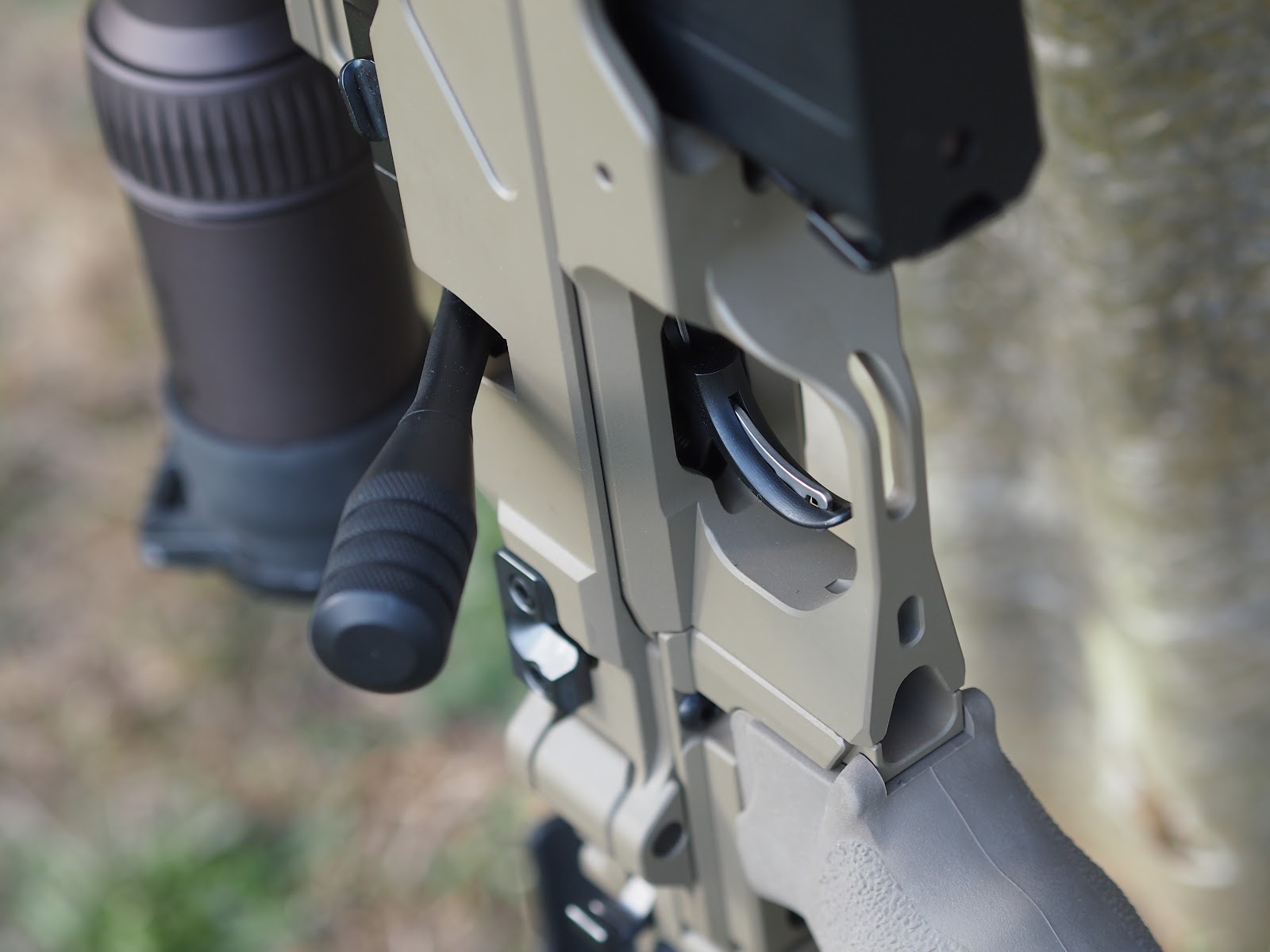 Mister Donut's Firearms Blog: Savage 110 FCP HS 338 LM with