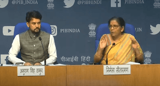 2nd and 3rd Tranche of Aatma Nirbhar Bharat Abhiyan—By FM Minister
