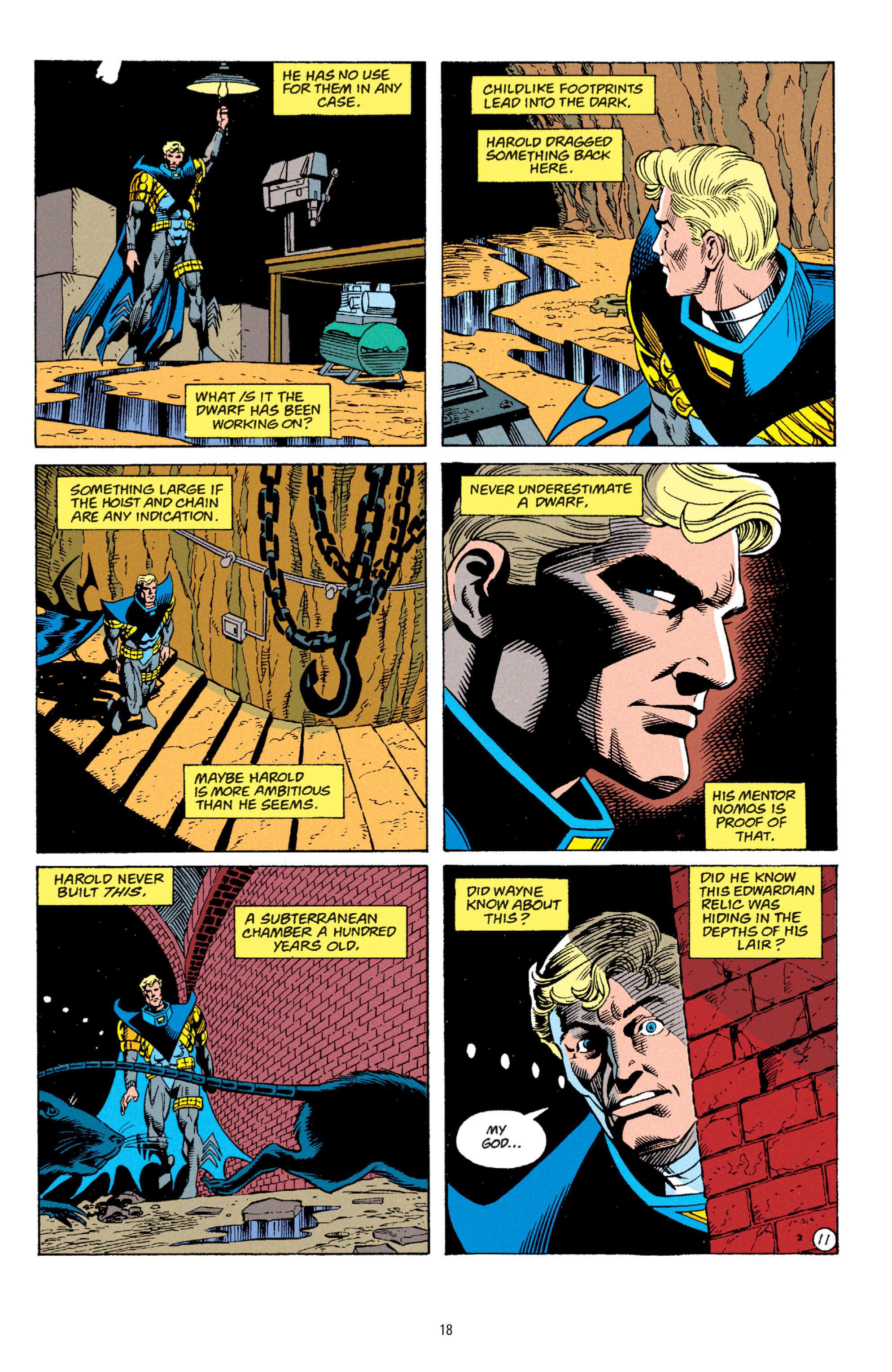 Detective Comics (1937) 667 Page 11