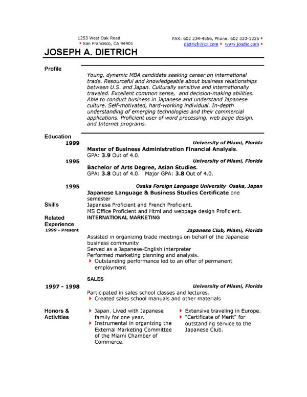 Google Resume Examples Enjoyable Inspiration Google Resumes Resume