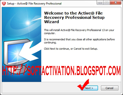 install Active@ File Recovery 2