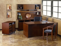 Mayline Mira Series Corner Desk