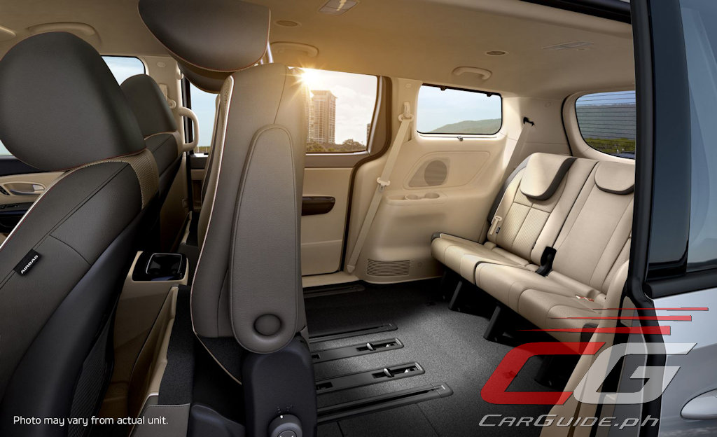 Nearest Honda Dealership >> Kia Grand Carnival Now Available with Optional Leather ...