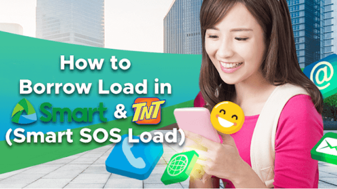 How to Borrow Load in Smart or TNT (Smart SOS Load)