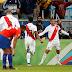 Perú goleó a Chile con una goleada, hizo historia y jugará la final de la Copa América ante Brasil