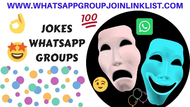 Jokes WhatsApp Group Join Link List