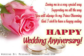 happy anniversary my husband wishes