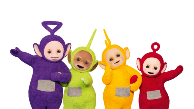 Teletubbies in 2016