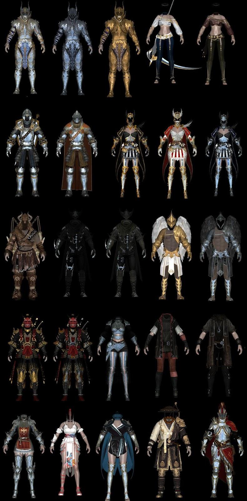 BDO Pack II v1 0 by Team TAL [HDT Cloth] ~ Eskyrim