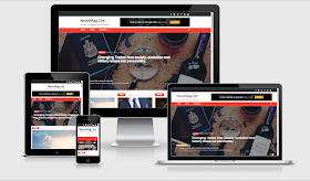 News Mag Lite - News Wordpress Template Responsive