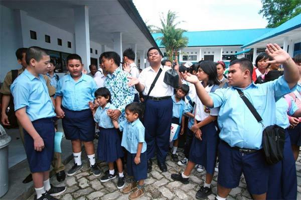 Jenis Sekolah Luar Biasa (SLB)