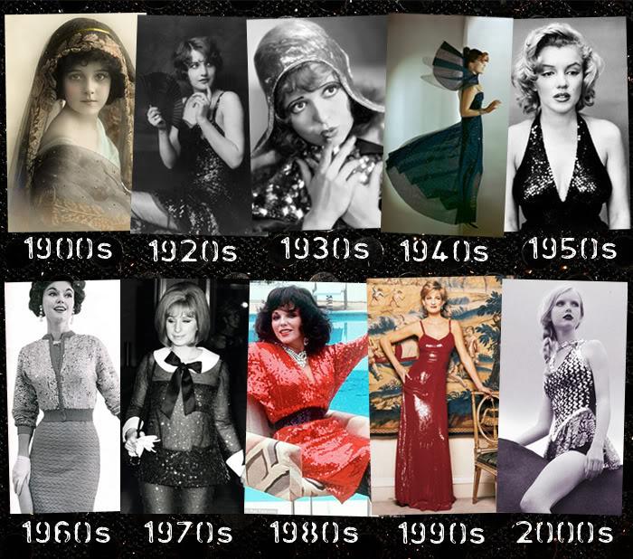 6 Vintage Fashion Trends Returned (Celebrity Edition