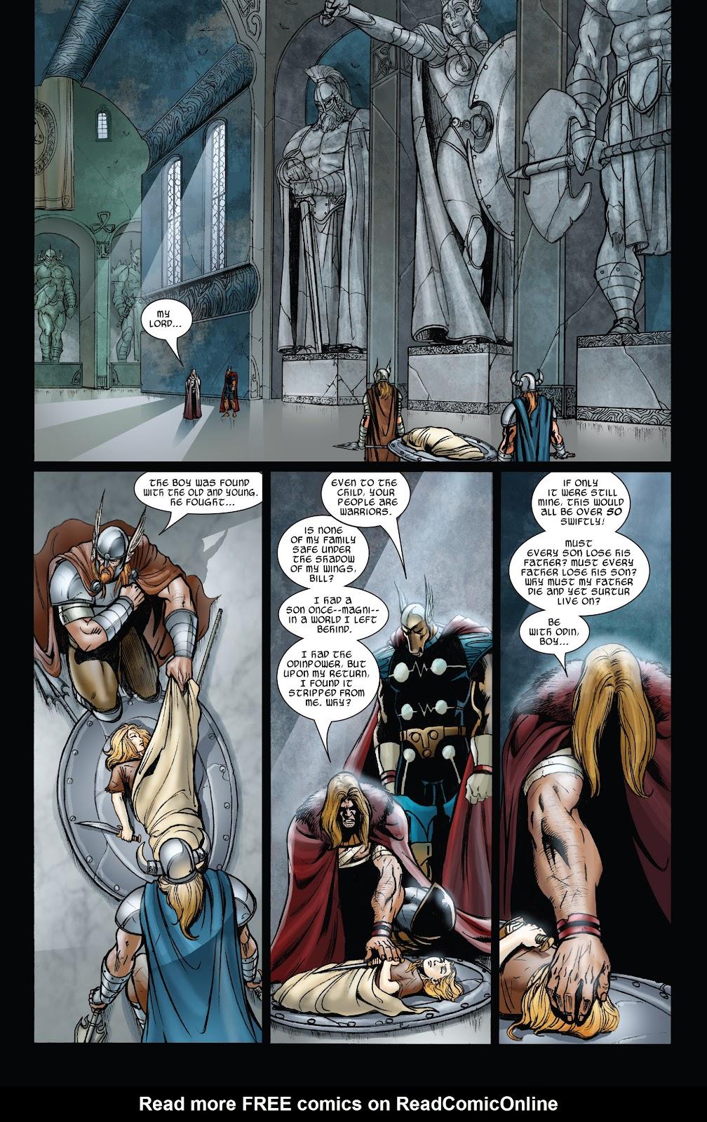 Read online Thor: Ragnaroks comic -  Issue # TPB (Part 3) - 4