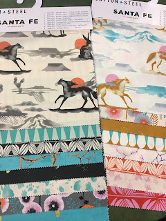 Santa Fe Cotton and Steel fabric