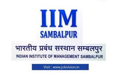 ( Indian Institute of Management ) IIM Sambalpur