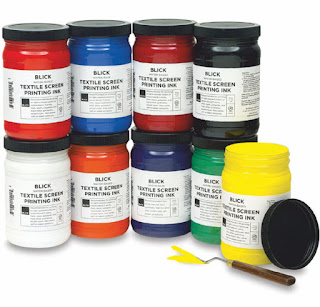 tinta sablon plastik
