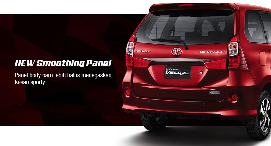 Harga Grand New Avanza Semarang Spoiler Spesifikasi Mobil Toyota Veloz Sales Promo