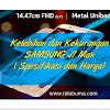 Spesifikasi Samsung Galaxy J7 Max Dengan Kelebihan dan Kekurangannya