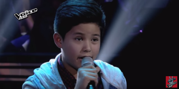 Kyle Echarri sings 'Got To Believe in Magic' on The Voice Kids Semi-Finals