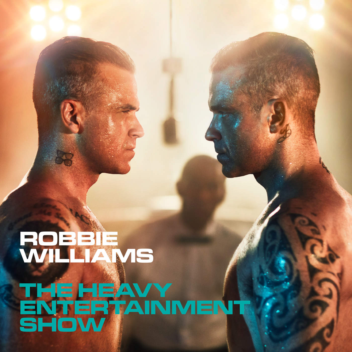 Robbie Williams - The Heavy Entertainment Show (Deluxe) Cover