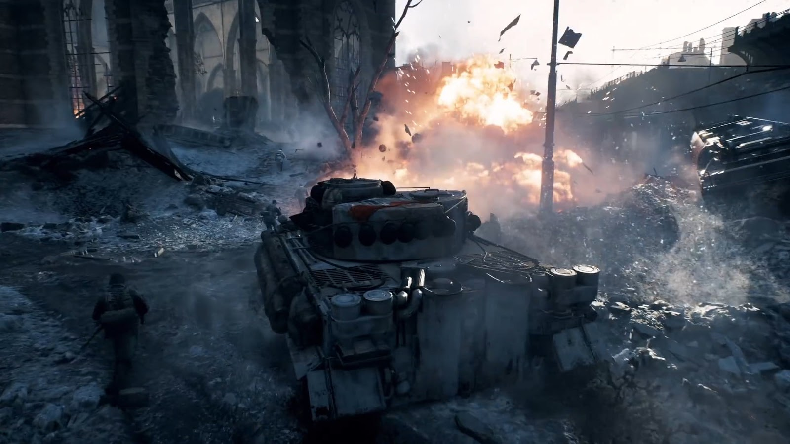 Guia básico para tanques pesados no Battlefield V