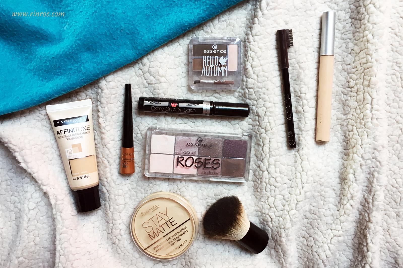 Makijaż na każdą kieszeń - jak się malować kiedy jesteś spóźniona?