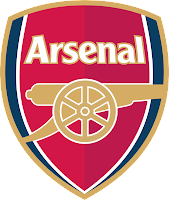 Arsenal Foot Ball Club Vector