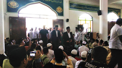 Kunjungi Ponpes Amanatul Ummah Pacet, Begini Pesan Jokowi