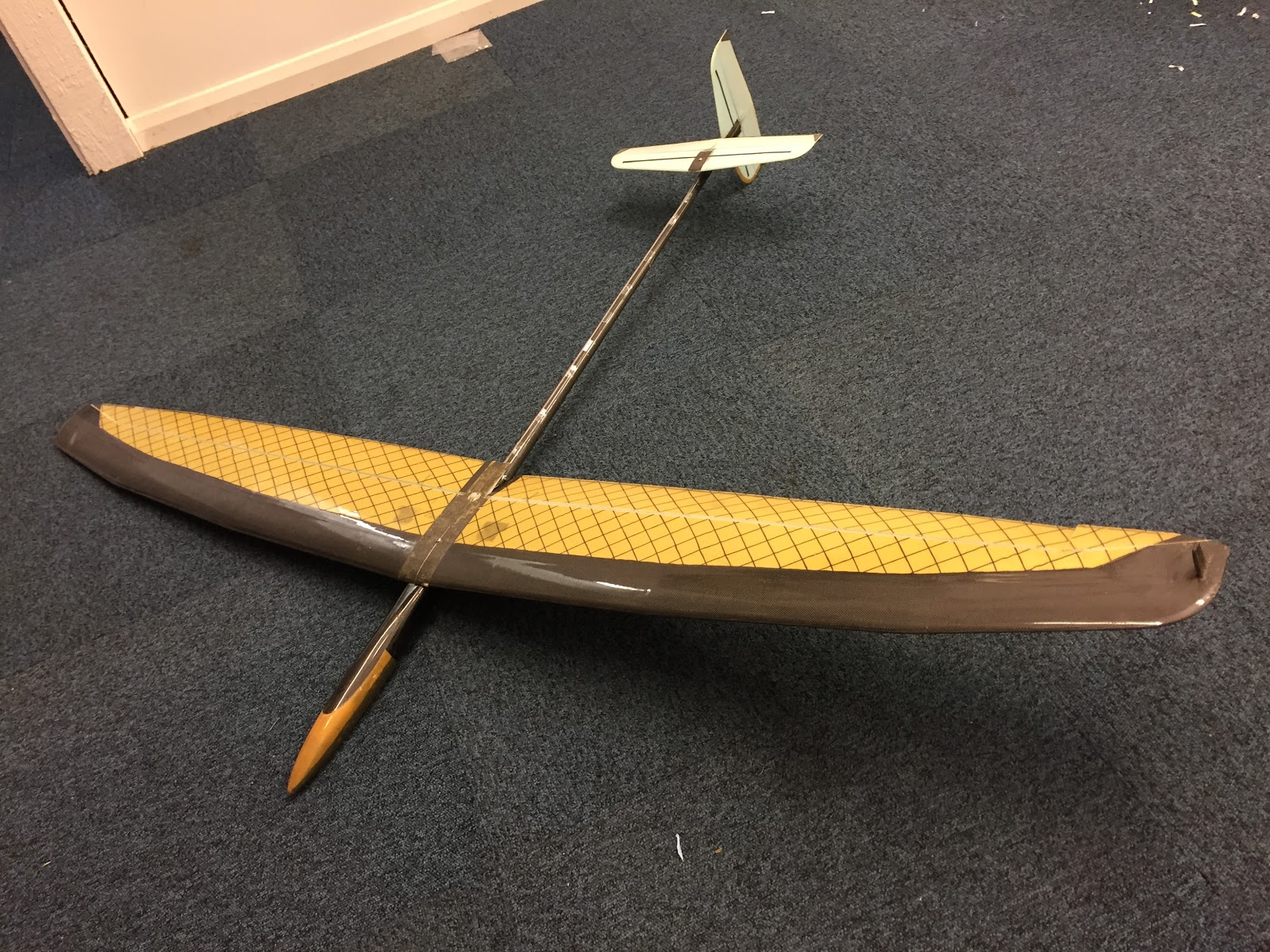 Slope Soaring Sussex: DLG (Discus Launch Gliders)