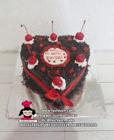 Kue Tart Blackforest Cantik