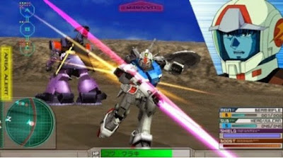 Gundam Assault Surfive Iso PPSSPP