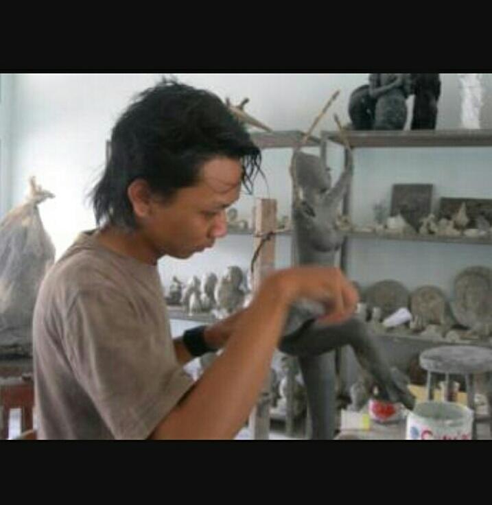 Cara membuat patung sederhana