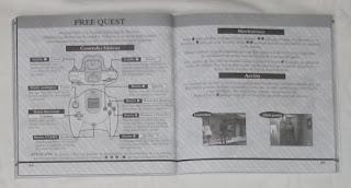 Shenmue - Manual interior