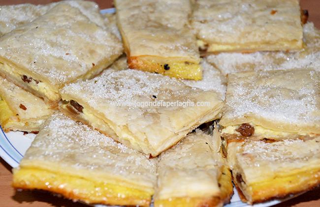 Empanada de queso o placinta cu branza