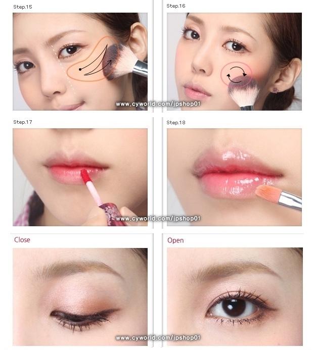 Korean Natural Look Makeup Tutorial Anexa Market