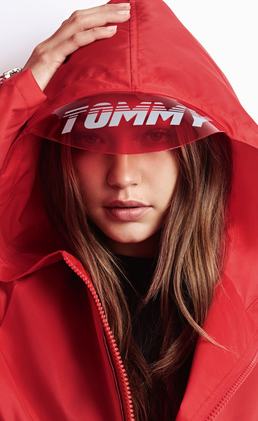 Tommy x Gigi Spring 2018 Capsule Collection