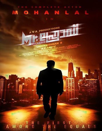 Mr. Fraud (2014) UNCUT Dual Audio Hindi 720p DVDRip