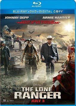 The Lone Ranger (2013) 720p BluRay Rip Exclusive