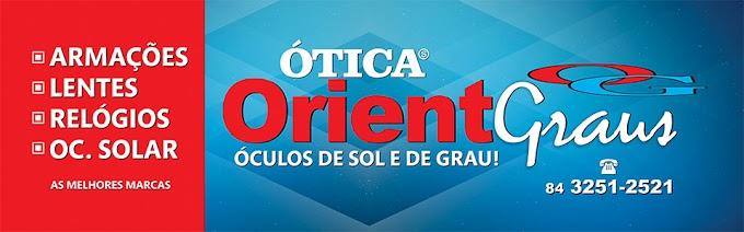 São Paulo do Potengi: As Óticas Orient Graus está com uma grande promoção de final de ano