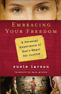 Embracing Your Freedom: susie larson