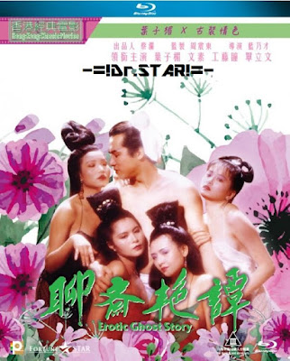 Erotic Ghost Story 1990 Dual Audio 720p BRRip 1Gb x264