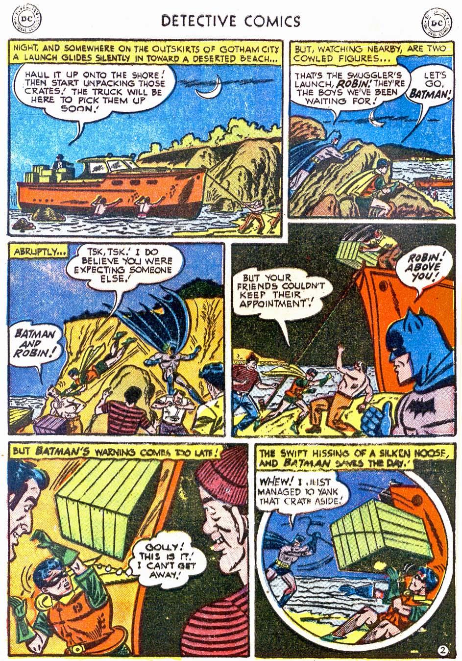 Detective Comics (1937) 202 Page 3