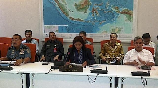 Menteri Susi: Ekspor Hasil Laut RI Naik 7,34%, Tembus Rp 27 T