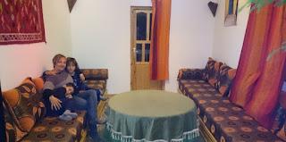 Apartamentos Ourti, Gargantas de Dadés.