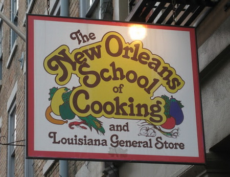 Cooking Classes New Orleans