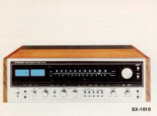 PIONEER SX-1010 (1974)