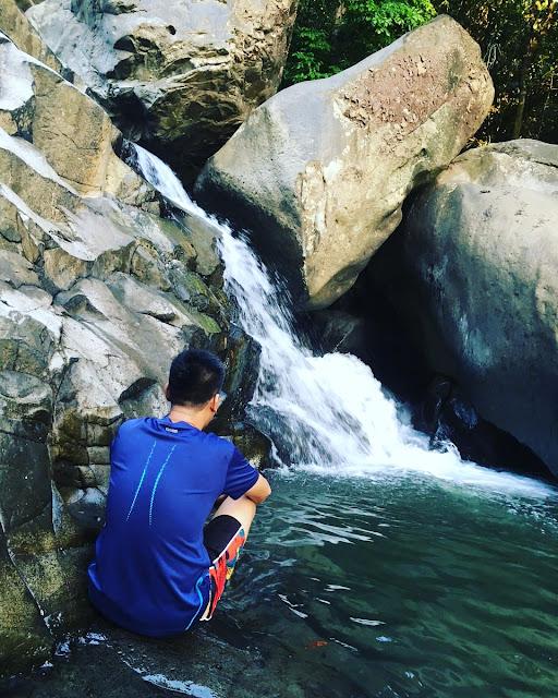 Balon Falls Plunge Pool